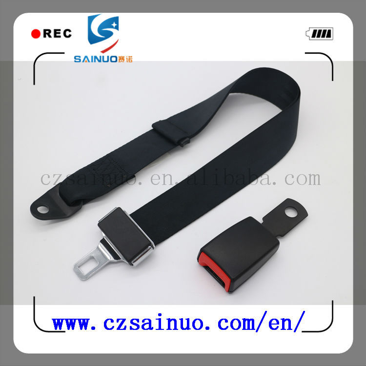 ALR simple two point seat belt used for MINIbus and MINIvan made in china