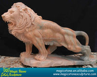 wholesale marble large stone lion