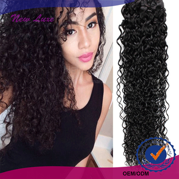 2016 Real Brazilian Virgin Remy Human Hair Wholesale Price America popular
