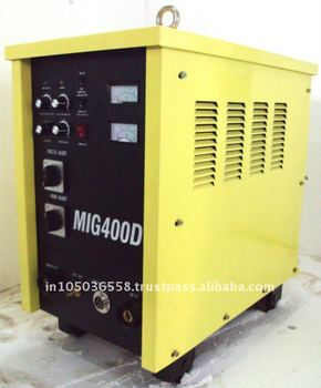 MIG-400 AMPS Welding Machine (Diode Based) exporter
