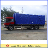 pvc coated Truck cover tarpaulin coated fabric