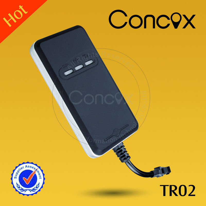 Concox Gps/gsm vehicle/motorcycle tracker TR02