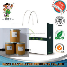 Han's Water-based sealing rubber compound by hand and machine for paper bags making
