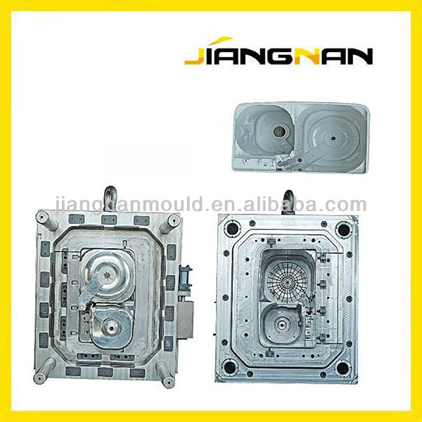 plastic washing machine base mould washing machine injection moulds