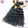 Dijunhair Remy natural hair extension human, brazilian human hair raw hair