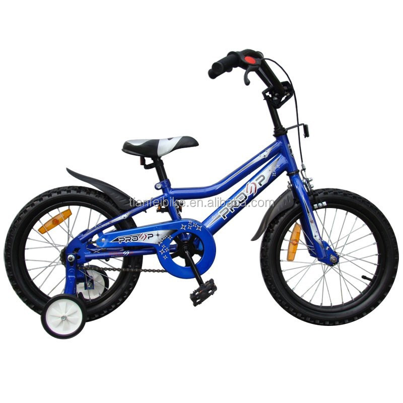 "16""Blue Europe model coaster brake children Bicycle(TF-BMX009)"
