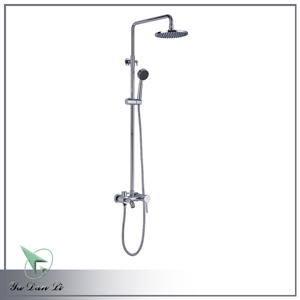 hot sale wall mounted install single lever bath shower faucet -FL240