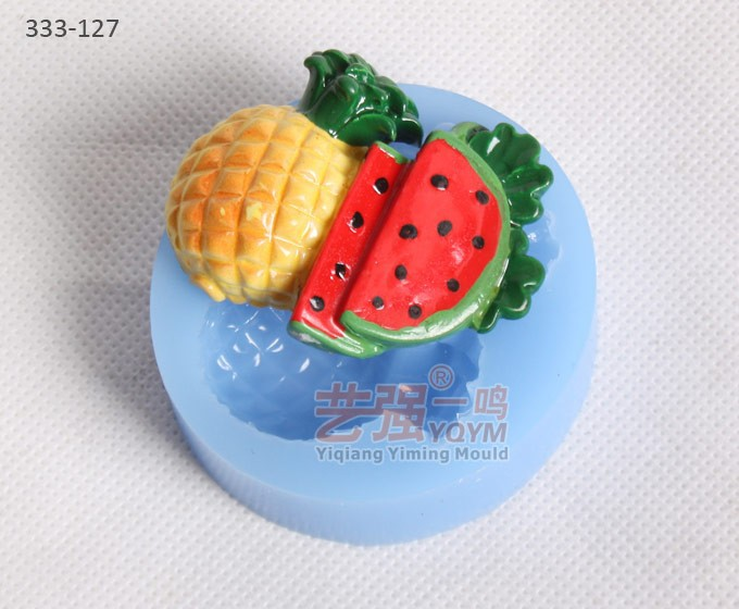 watermelon shaped cake mould,silicone pineapple cake mould,silicone cake mould 3d