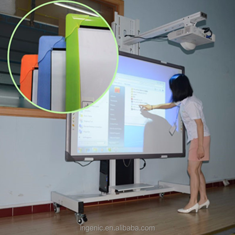 Hot sales RioTouch manufacture smart board, electronic Whiteboard,intelligent board for education
