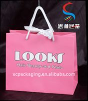 fashion Paper bag for dress
