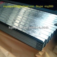 SGCC DX51D+Z DX51D+AZ SGLCC Hot Dipped corrugated Galvanized / Galvalume iron sheets Roofing Sheets Metal Sheets BEST PRICE