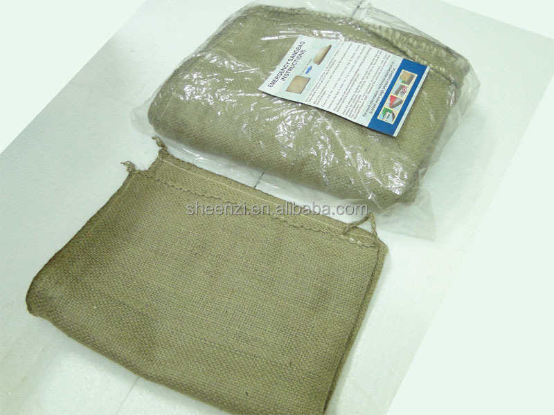 control flood sandbag , Strong absorbing water sandbag wholesale