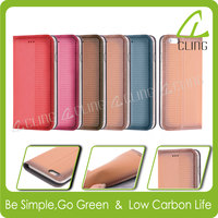 leather flip case for apple iphone 6s accessories,,for iPhone 6S case