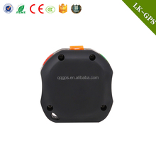 Smallest gps asset tracking tags personal safety gps tracker LK109 Black