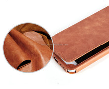 100% Genuine Leather Mobile Phone Case Flip Leather Phone Cases for Iphone 6s/6s Plus