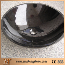 Shanxi Black Stone Sink, Stone Basin, Shanxi Black Granite Basin