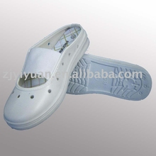 manufacturer breathable factory use anti static ESD PVC shoes