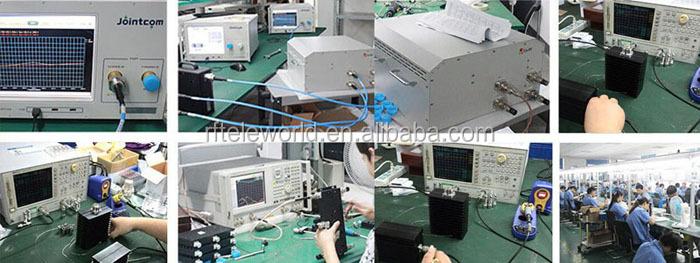 4.3-10 Mini DIN male to 7/16 DIN Female Low PIM Adapter mini DIN connector
