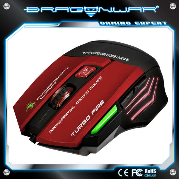 9D four speed control 3200DPI customized functions led gaming mouse with gaming mouse pad