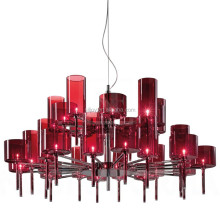 Modern Spillray 30 Chandelier Light SP30 By Manuel Vivian of AXO Light dining room luxry Large Glass pendant lamp lighting