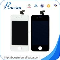 Excellent Quality digitizer assembly for iphone 4s logic board unlocked,original lcd display for apple 4s