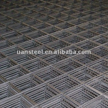 Welded Wire Mesh for concrete building and reinforcing mesh