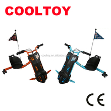 Cooltoy Drifting Trike Electric Scooter Motorized Tricycle