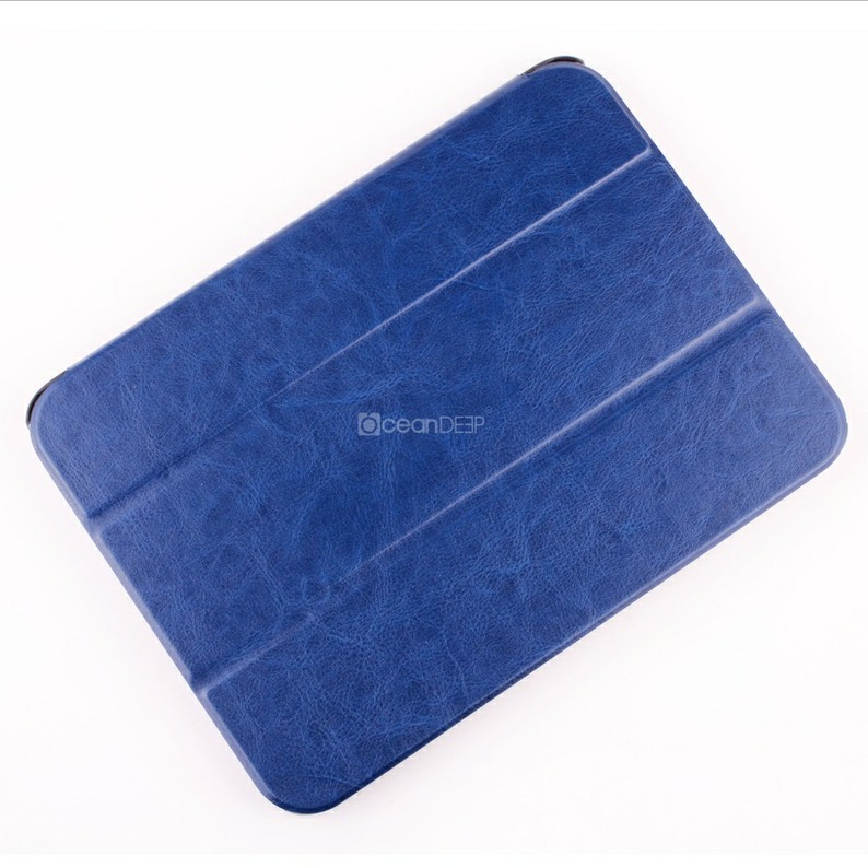 Three folded smart cover kid proof case for samsung galaxy tab 3 10.1 pc tablet case 2014