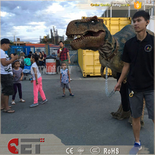 Cet-A-168 entertainment items super realistic dinosaur suit T-rex costume for adults wearing