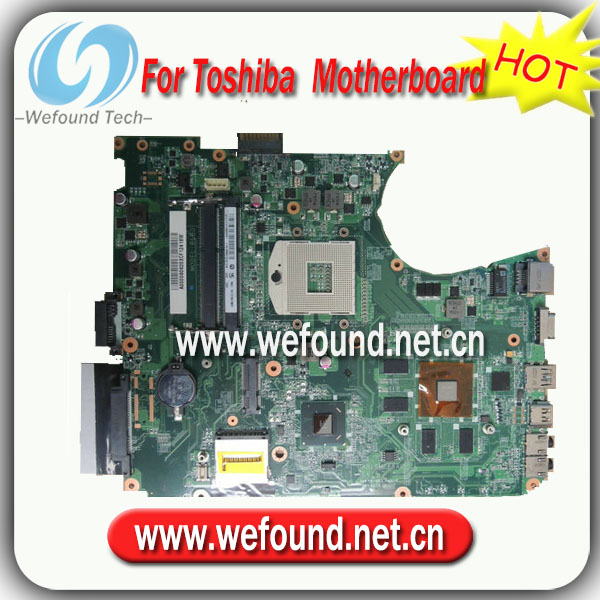 A000080820,Laptop Motherboard for Toshiba L750 L755 Series Mainboard,System Board