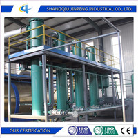 Waste Engine oil Recycle Machine and oil distillation system for new oil