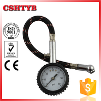 Multipurpose car accessories tire pressure guage