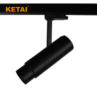 Beam angle changeable Led Track Light 30w Led