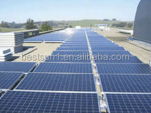5kw solar system,for factory,for generator to produce electricity