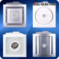Household Ventilation Fan With Energy Saving Light