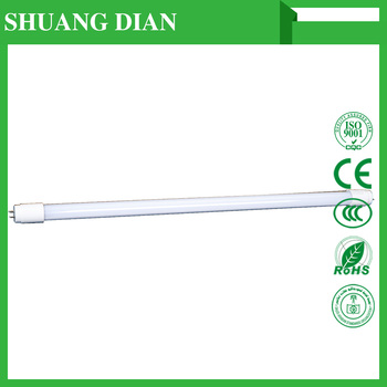 Energy saving high power super bright smd 2835 18w 24w t8 led tube with CE ROHS