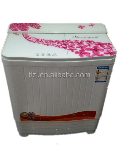 VDG-F85322BS hot selling full automatic washing machine with Anit-foaming sensor...