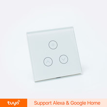 Popular Multifunctional Smart Home Dimmer Touch Switch
