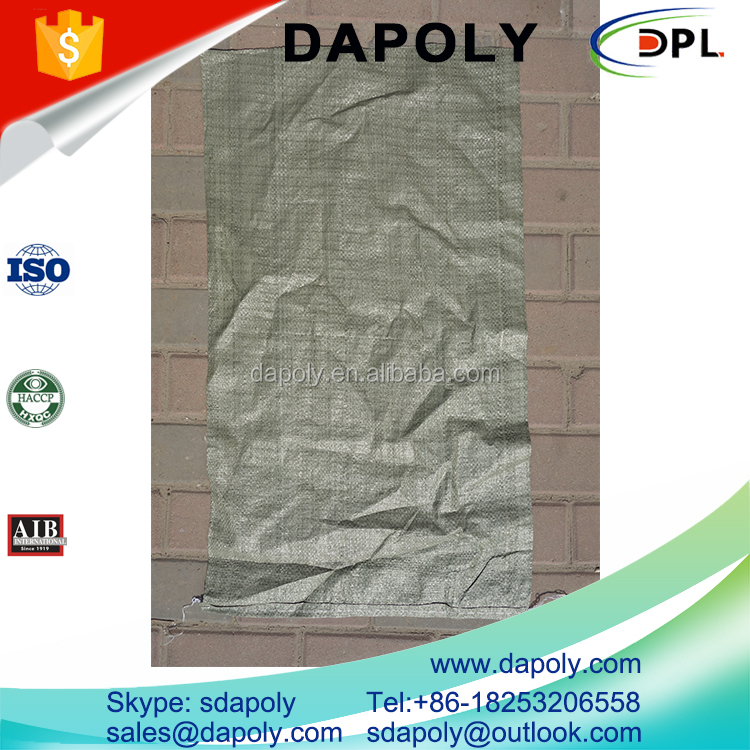 lowest cheap price strong quality disposable packing building material construction waste garbage sand packaging bag