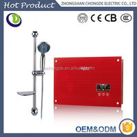 Stainless Steel Panel Instant Gas Storage Water Heater Price Heater-Forced Exhaust Type