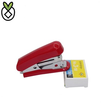 High Quality Best Selling Mini 24/6 Stapler with Staples Set