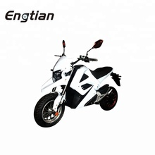 High quality hot sale big power 2000W 3000w racing sport electric motorcycle with pedals for adult