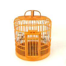 Hot Premium Wood Bamboo Bird Cage