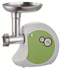 550w Meat Grinder with GS/CE/ROHS Polished aluminum head