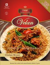 ready to eat chicken Biryani 100% Halal Food no cooking required ready to eat Indian meals