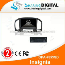 Sharingdigital Car Satnav. GPS with 3G For OPEL Insignia Car DVD player with RDS