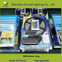 factory hot sale rgb led strip 5v led strip kit 100m waterproof ip65 300leds/roll market lowest price