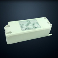dimmable TRIAC 12v mr16 led driver with SAA CE certificate