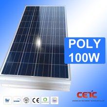 China Manufacturer Cheap Price 100W Pv Solar Panel Polycystalline For Water Pump