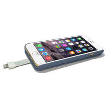 Hot selling and best quality MFi solove 3200mah power bank